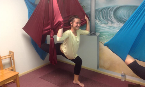 Flying Yoga Classes